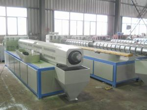 Plastic Extrusion Machine for Making Plastic Tape (SJ-FS135/1800B) pictures & photos