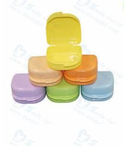Denture Box with Rainbow Color pictures & photos