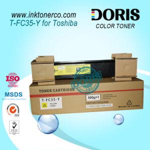 Black Color Toner Cartridge Tfc35 T-FC35 for Toshiba E Studio 2500c 3500c 3510c Copier pictures & photos