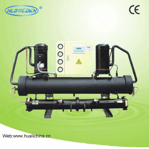 High Quality Showcase Refrigerator Price Water Cooled Mini Chiller pictures & photos