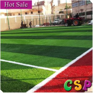 Good Selling 2 Green Color Synthetic Artificial Football Grass