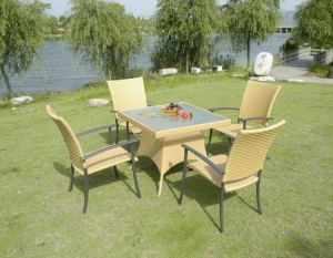 Patio Furniture ,Patio Rattan Furniture ,Dining Rattan Set