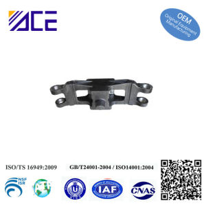 High Pressure Die Casting Iron Truck Forklift Rear Machine Parts pictures & photos
