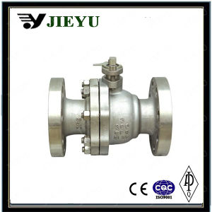 300lb Stainless Steel CF8 Ball Valve pictures & photos