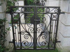 Elegant Design Super Quality Gates with Iron for Garden pictures & photos