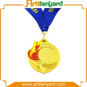 Customer Design Golden Deluxe Medal pictures & photos