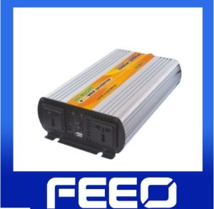 DC12V to AC220V 3kw Output Modified Sine Solar Inverter pictures & photos