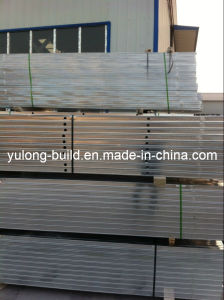 Steel Channel for Wall Partition pictures & photos