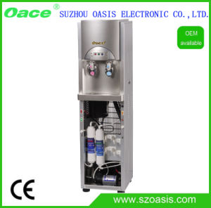 Stainless Steel Water Dispenser with RO