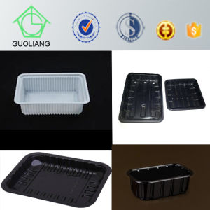 Wholesale Disposable Plastic Food Containers with Sealed Lid pictures & photos
