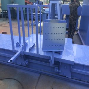FRP Different Size Pressure Vessel Tank Winding Machine Tank Winding Mould pictures & photos