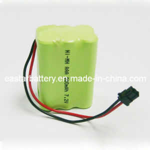 NiMH Rechargeable Battery Pack AAA Size pictures & photos