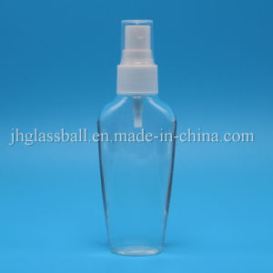 Cosmetic Packaging Pet Bottle with Pump 100ml 50ml pictures & photos