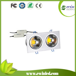 3 Years Guarantee 20W COB Warm White LED Downlights pictures & photos