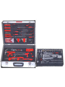 170PCS Professional Alumium Case Tool Set pictures & photos
