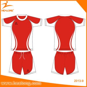 Healong Fully Dye Sublimated Soccer Jersey pictures & photos