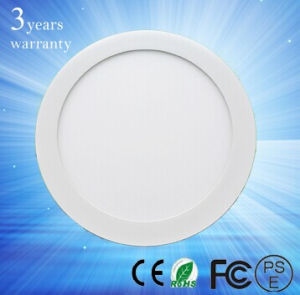 Round Small LED Panel Light 3W -18W pictures & photos