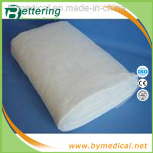 Sterile Abosrbent Cotton Pillow Gauze Roll pictures & photos