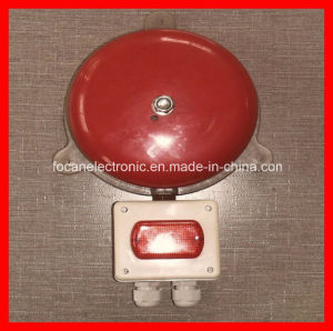 Electric Fire Alarm Bell with Indicator Light pictures & photos