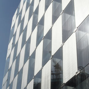 15mm Over Size Glass Curtain Wall pictures & photos