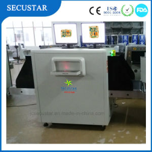 Supply X Ray Baggage Scanner Double Monitors pictures & photos
