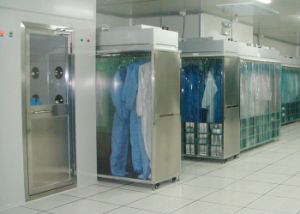 High Quality Clean Room Class-100 Clean Clothes Wardrobes pictures & photos