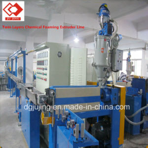 Chemical Foaming Production Line Extrusion Machine for HDMI pictures & photos