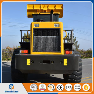 China 5 Ton Loader Price Wheel Loader Zl50 Construction Machinery pictures & photos