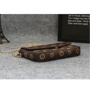 Fashion Trends Ladies Single Chain Shouder Bags pictures & photos