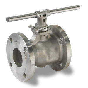 Flow Control Socket Weld Flanged Floating Ball Valves pictures & photos