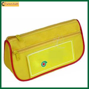 Pencil Bag Canvas School Student Pencil Case Bag (TP-PCB014) pictures & photos