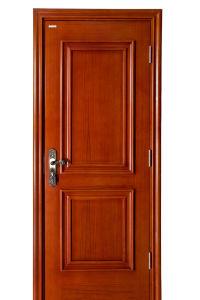 PVC Wooden Doors and MDF Wooden Doors pictures & photos