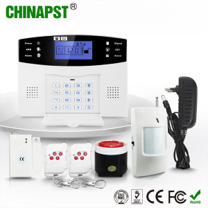 Smart APP Wireless GSM SMS Home Security Alarm System (PST-GA997CQN) pictures & photos