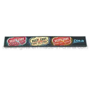Customized Soft PVC Rubber Bar Drip Mat (BAM007) pictures & photos