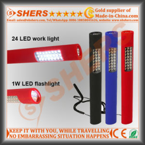 2016 Hot Sale 24+1 LED Hand Held Work Light pictures & photos