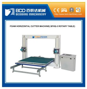 Foam Horizontal Cutter Machine (BFXQ-3 ROTARY TABLE) pictures & photos