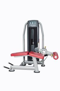 Commercial Fitnesslying Leg Curl /Gym Equipment with SGS/CE pictures & photos