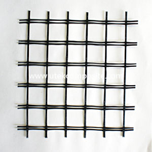 30-30kn/M Biaxial Polyester Geogrid with PVC Coating pictures & photos
