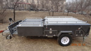 Large Hard Floor Camper Trailer RC-CPT-01L