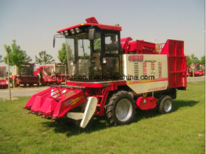 Wheel Type Best Price of Mini Corn Combine Harvester pictures & photos