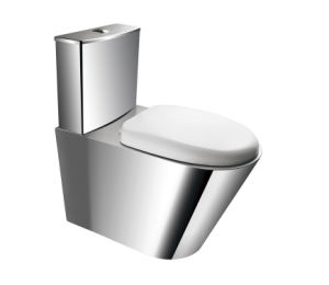 Stainless Steel Toilet (JN49111W) pictures & photos