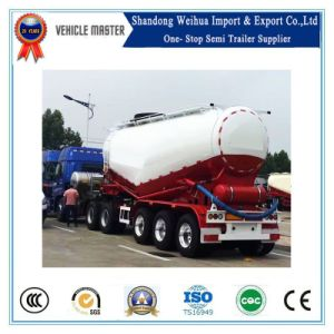 40cbm 3 Axles Bulk Material Tanker From Supplier pictures & photos