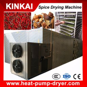 Touch Screen Automatic Controller Spice Drying Machine pictures & photos