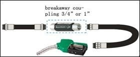 Zyq Breakaway Prevents Costly Damage to Dispensers pictures & photos