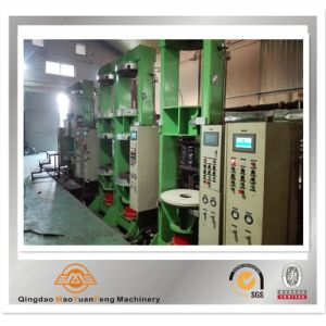 Mc Bc M/C B/C Motorcycle Bicycle Rubber Curing Press Machine with ISO pictures & photos
