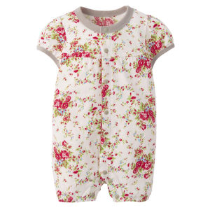 New Design Bamboo Fiber Soft Baby Romper/Bodysuit pictures & photos