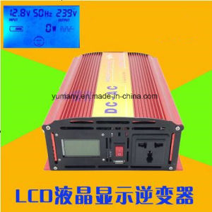 1500W DC~AC LCD Modified Sine Wave Power Converter pictures & photos