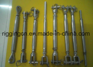 JIS Type Rigging Screw in Stainless Steel pictures & photos