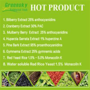New Greensky 1%- 99% Huperzia Serrata Extract pictures & photos