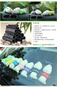 Bamboo Charcoal Package Car Narrow Dog (JSD-P0181) pictures & photos